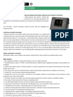 Ultrasonic Flaw Detector-4020E