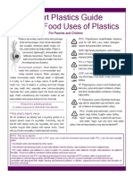 Guide to Responsible Use of Plastics