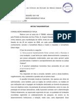 TCE-MG - Consulta 708580