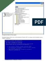 Instalação do Windows XP Passo a passo