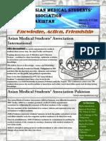 AMSA Pakistan Newsletter 2011