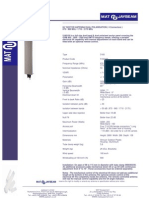 Mat-jaybeam 5160100 PDF