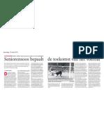 Artikel sportredactie LD/DDL
