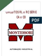 Circuito RC RL série - CA e CD