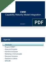 CMMI - Nível 2