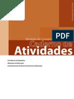 Caderno de atividades (CURSOS:Competências Básicas)