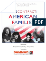DAMMAD Contract With American Families AF FINAL
