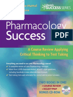 Pharmacology Success (Davis's Success Series)