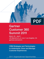 Gartner Customer 360