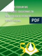 Regimento escolar 2009