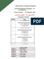 EGMP Brochure XV