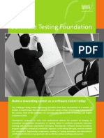 Software Testing Foundation
