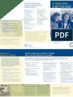 Medical Home Family Brochure