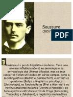 Saussure(LINGUISTICA)