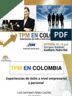 Conferencia ITM