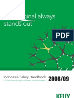 Indonesia Salary Handbook 2008/09 - Kelly Services