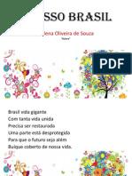 O NOSSO BRASIL