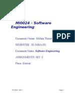 MK MI0024 SET I Software Engineering Assign Done