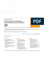 Volvo Case Study - Perfecting Target Group Mktng