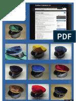 Kolory czapek studenckich UJ -  WUJ_pazdziernik 2 2010