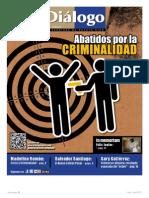 Dialogo mayo-junio / Abatidos por la criminalidad