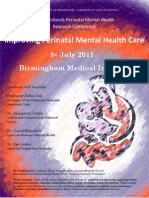 West Midlands Perinatal Research Conference