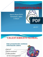 Calentamientoglobal Edith