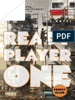 Ready Player One by Ernest Cline - Excerpt 1