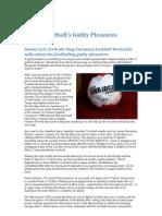 Gulty Pleasures
