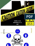 Lab Safety by Acuña-Aquitania
