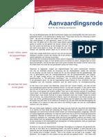 Aanvaardingsrede Etienne Vermeersch Program Ma Brochure Pvh 2011 Klein