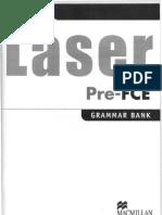 12881778 Laser PreFCE Grammar Bank