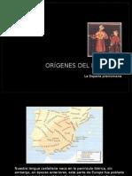 Orígenes del español i