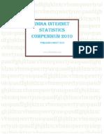 India Internet Statistics eStatsIndia Com Compendium August 2010
