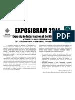 7 - EXPOSIBRAM 2011