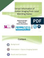 Presentasi ICIAST 2010