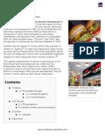 Fast Food - Wikipedia the Free Encyclopedia
