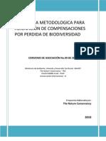 Colombia Dbd Analysis de Compensaciones Por Perdida de Bio Divers Id Ad 31 de Mayo