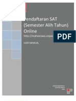 Instruksi Manual SAT