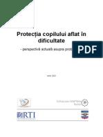 Studiul Protectia Copilului IPP