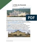 Mosteiro e Stio Do Escorial