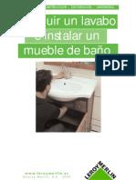 instalacion lavamano