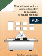 AA Como Alternativa de Solucion Dicen Los Medicos