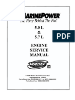 Marine Power Usa 5.0L 5.7L MEFI 4 Service Manual