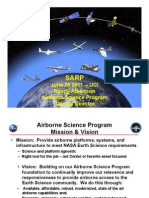 NASA Airborne Science Program