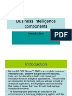 Business Intelligence Components