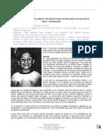 DANIEL ARMANDO PORRAS, NIÑO DE 10 AÑOS DE EDAD, VÍCTIMA MORTAL DE MALTRATO CRUEL Y CONTINUADO