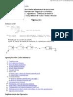 TI - Operações básicas listas encadeadas dinamicas