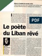 Vie de Khalil Gibran