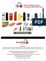BrandSTIK USB Flash Drive 2011